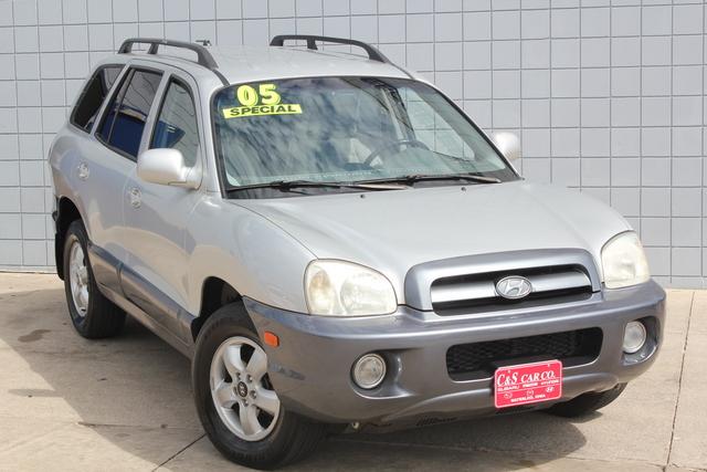 2005 Hyundai Santa Fe  - C & S Car Company