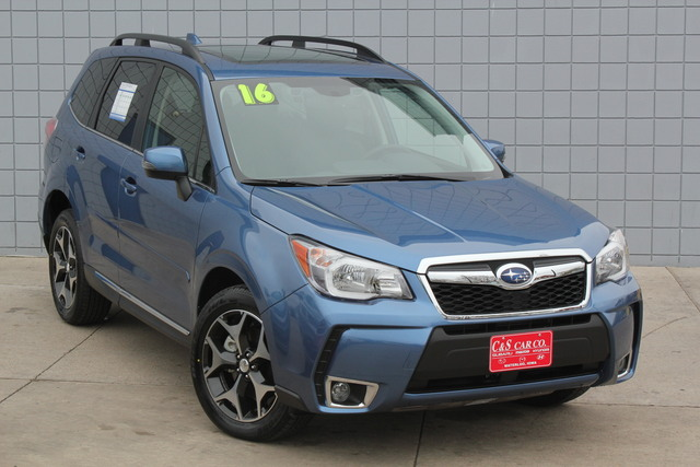 2016 subaru forester 2 0xt touring stock sb5312. Black Bedroom Furniture Sets. Home Design Ideas