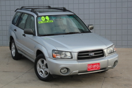 2004 Subaru Forester 2.5 XS for Sale  - SB5388B  - C & S Car Company