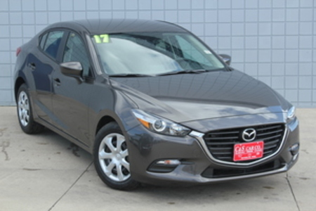 2017 Mazda Mazda3 i Sport Sedan for Sale  - MA2877  - C & S Car Company