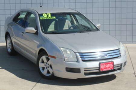 2007 Ford Fusion SE for Sale  - MA2655A  - C & S Car Company