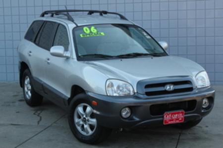 2006 Hyundai Santa Fe GLS  V6 for Sale  - R14580  - C & S Car Company
