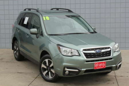 2018 Subaru Forester 2.5i Limited for Sale  - SB6104  - C & S Car Company