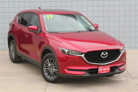 2017 Mazda CX-5 Touring AWD for Sale  - MA2890  - C & S Car Company