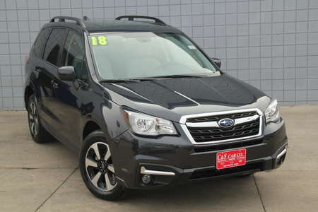 2018 Subaru Forester 2.5i Premium w/Eyesight for Sale  - SB6165  - C & S Car Company
