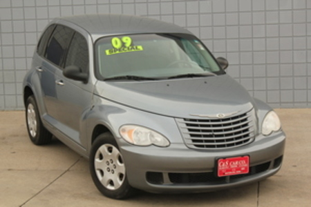 2009 Chrysler PT Cruiser 4D for Sale  - R13681  - C & S Car Company