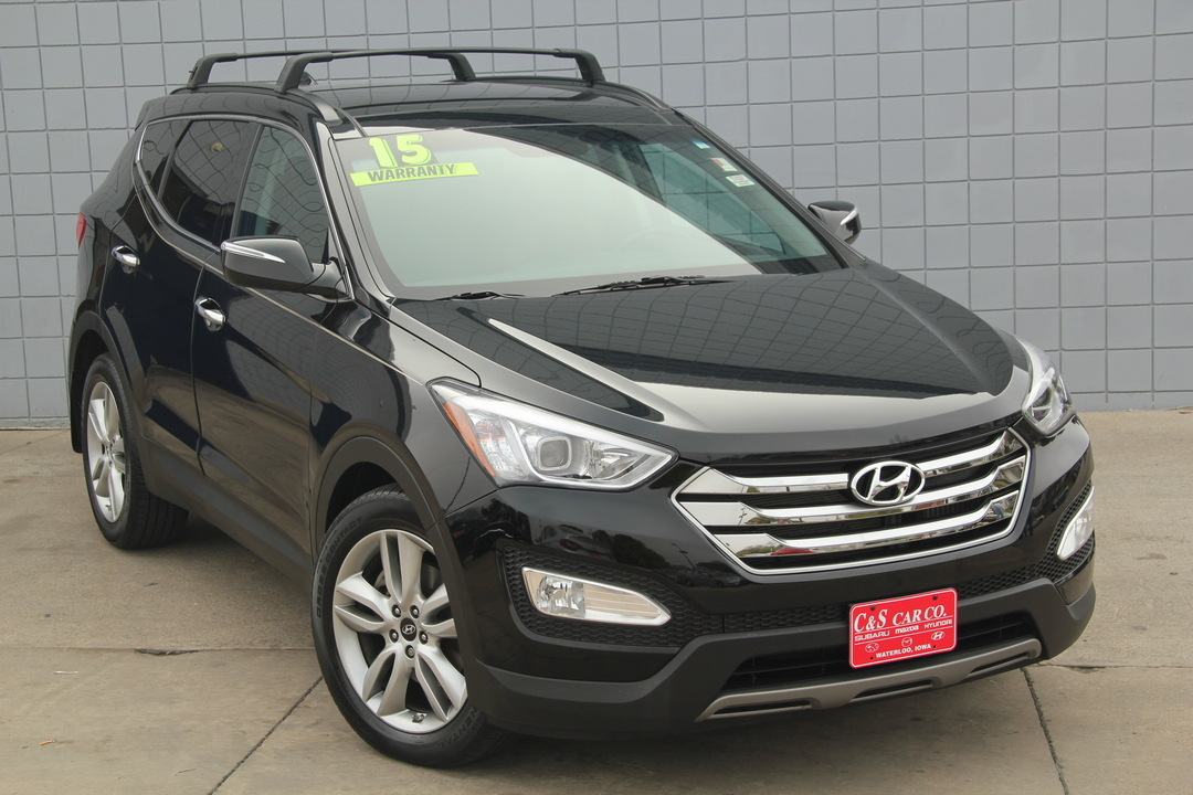 2015 Hyundai Santa Fe Sport  - C & S Car Company