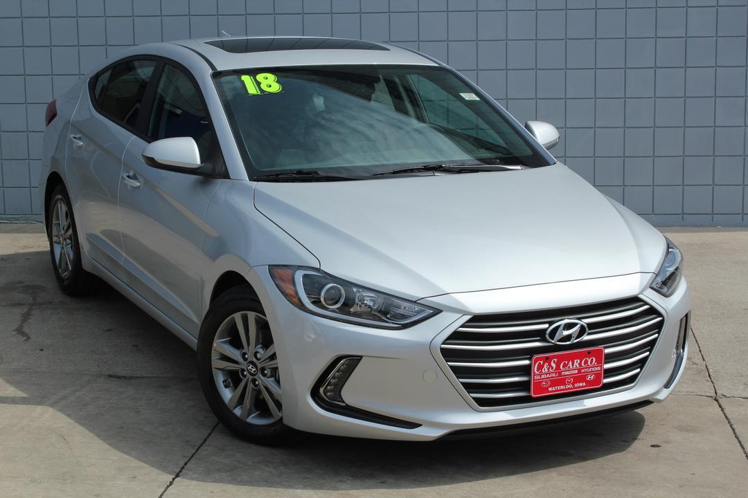 2018 Hyundai Elantra  - C & S Car Company