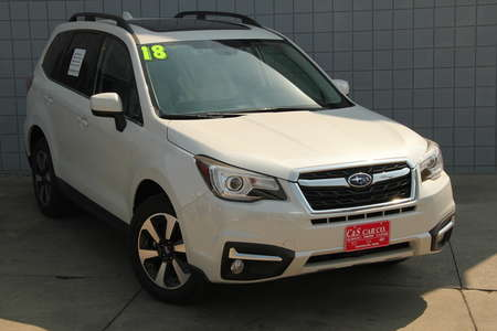2018 Subaru Forester 2.5i Limited w/Eyesight for Sale  - SB6153  - C & S Car Company
