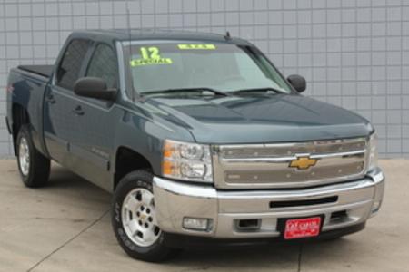 2012 Chevrolet Silverado 1500 LT  Crew Cab 4WD for Sale  - WC14556  - C & S Car Company