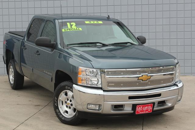 2012 Chevrolet Silverado 1500  - C & S Car Company