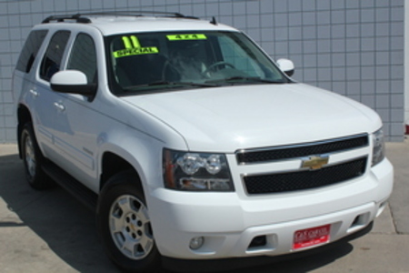 2011 Chevrolet Tahoe LT 4WD for Sale  - 14318  - C & S Car Company