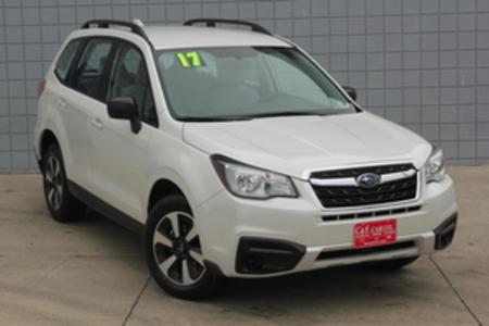 2017 Subaru Forester 2.5i for Sale  - SB5974  - C & S Car Company