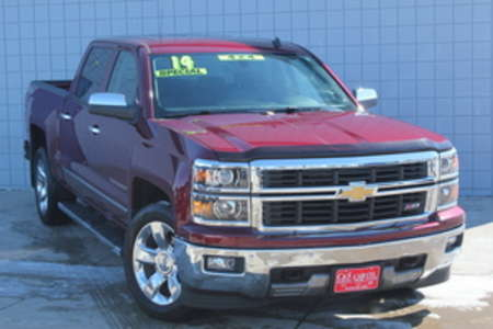 2014 Chevrolet Silverado 1500 LTZ  Crew Cab 4WD for Sale  - 14478  - C & S Car Company