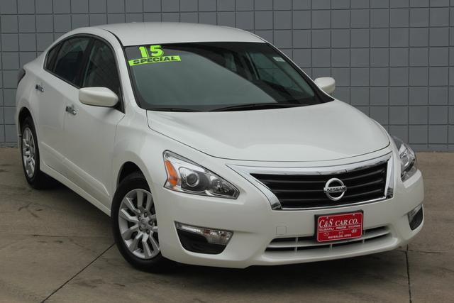 2015 Nissan Altima  - C & S Car Company