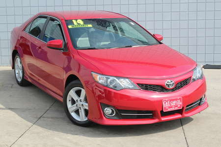 2014 Toyota Camry SE  Sedan for Sale  - SB5478B  - C & S Car Company
