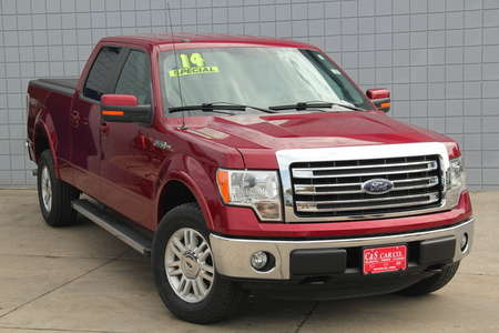 2014 Ford F-150 Lariat Supercrew 4WD for Sale  - 14746  - C & S Car Company