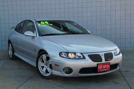 2004 Pontiac GTO 2+2 Coupe for Sale  - SB5994B  - C & S Car Company