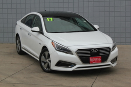2017 Hyundai Sonata Hybrid Limited for Sale  - HY7281  - C & S Car Company