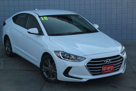 2018 Hyundai Elantra SEL for Sale  - HY7472  - C & S Car Company