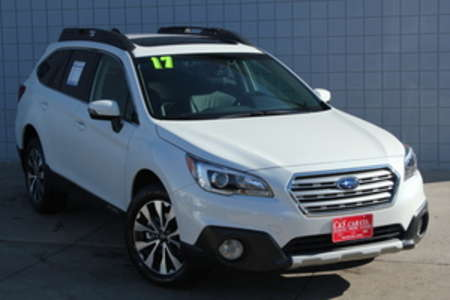 2017 Subaru Outback 2.5i Limited w/Eyesight for Sale  - SB5671  - C & S Car Company