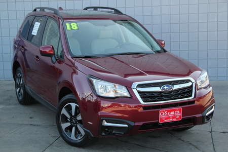 2018 Subaru Forester 2.5i Premium for Sale  - SB6191  - C & S Car Company