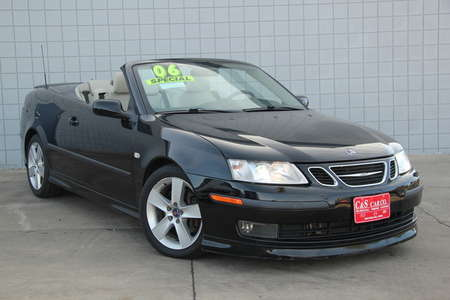 2006 Saab 9-3 Aero Convertible for Sale  - HY7488A  - C & S Car Company