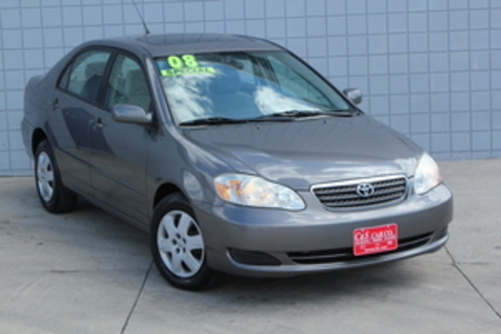 2008 Toyota Corolla LE for Sale  - HY7282A  - C & S Car Company