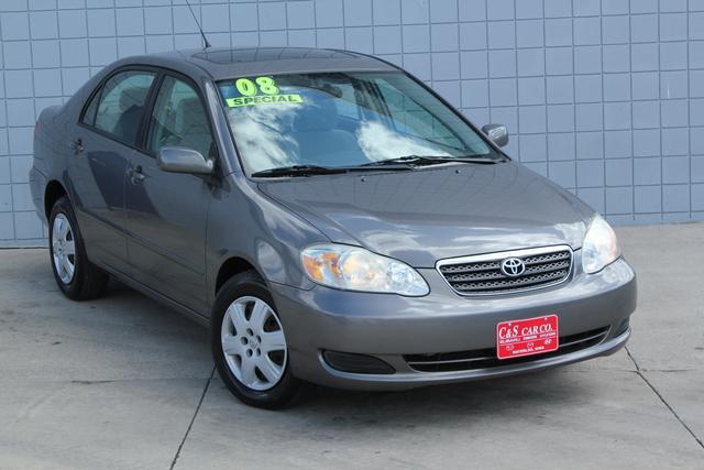 2008 Toyota Corolla  - C & S Car Company