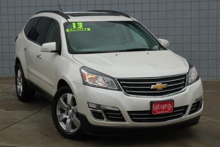 2013 Chevrolet Traverse LTZ for Sale  - 14577  - C & S Car Company