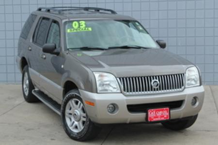 2003 Mercury Mountaineer AWD for Sale  - SB5569C  - C & S Car Company