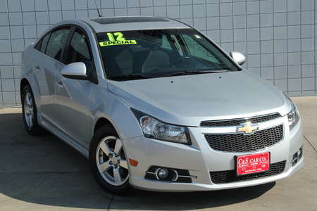 2012 Chevrolet Cruze LT RS for Sale  - 14754  - C & S Car Company