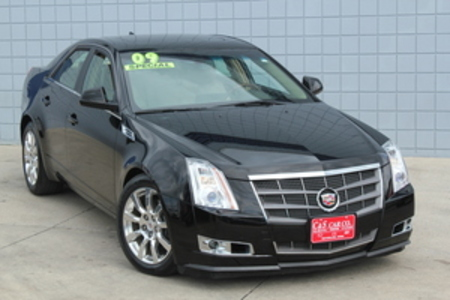 2009 Cadillac CTS AWD for Sale  - MA2922A1  - C & S Car Company
