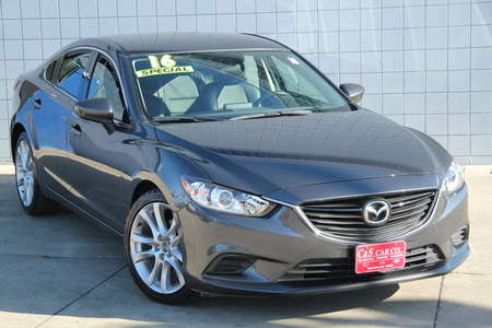 2016 Mazda Mazda6 i Touring for Sale  - 14452A  - C & S Car Company