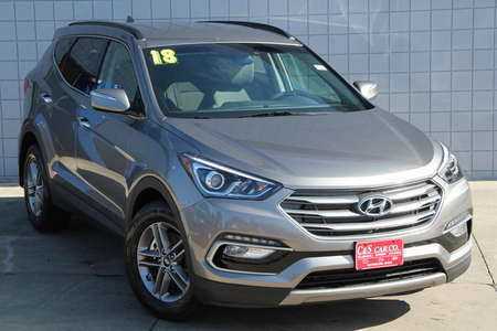 2018 Hyundai Santa Fe Sport 2.4L AWD for Sale  - HY7473  - C & S Car Company