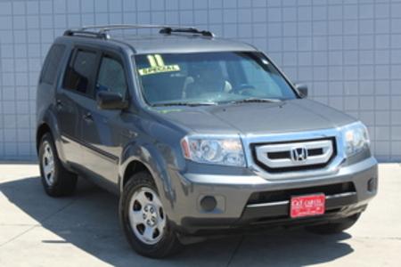 2011 Honda Pilot LX for Sale  - HY7033A  - C & S Car Company
