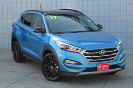 2017 Hyundai Tucson Night AWD for Sale  - HY7322  - C & S Car Company