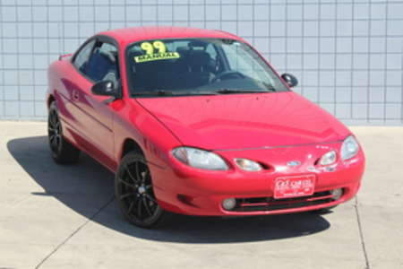 1999 Ford Escort ZX2 Coupe for Sale  - SB5503C  - C & S Car Company