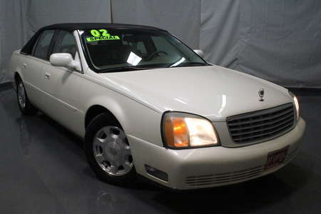 2002 Cadillac DeVille  for Sale  - HY7153B  - C & S Car Company