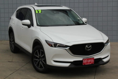 2017 Mazda CX-5 Grand Touring  AWD for Sale  - MA2930  - C & S Car Company