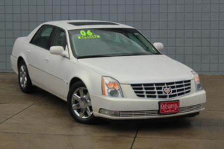 2006 Cadillac DTS 4D Sedan for Sale  - 14635  - C & S Car Company