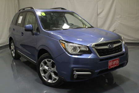 2018 Subaru Forester 2.5i Touring w/Eyesight for Sale  - SB6264  - C & S Car Company