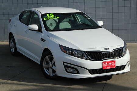 2015 Kia Optima LX GDI for Sale  - HY7231A  - C & S Car Company