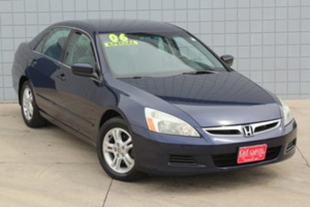2006 Honda Accord LX SE for Sale  - MA2895B  - C & S Car Company