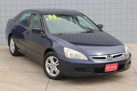 2006 Honda Accord LX SE for Sale  - MA2895B  - C & S Car Company