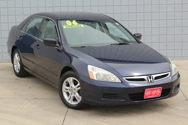 2006 Honda Accord  - C & S Car Company