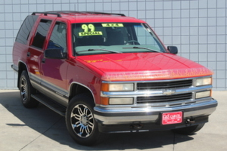 1999 Chevrolet Tahoe LS 4WD for Sale  - 14514A  - C & S Car Company