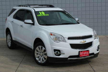 2010 Chevrolet Equinox LTZ  AWD for Sale  - MA2849A  - C & S Car Company