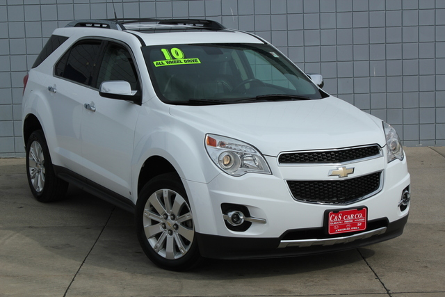 2010 Chevrolet Equinox  - C & S Car Company