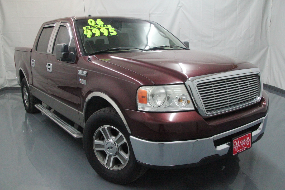 2006 Ford F-150  - C & S Car Company